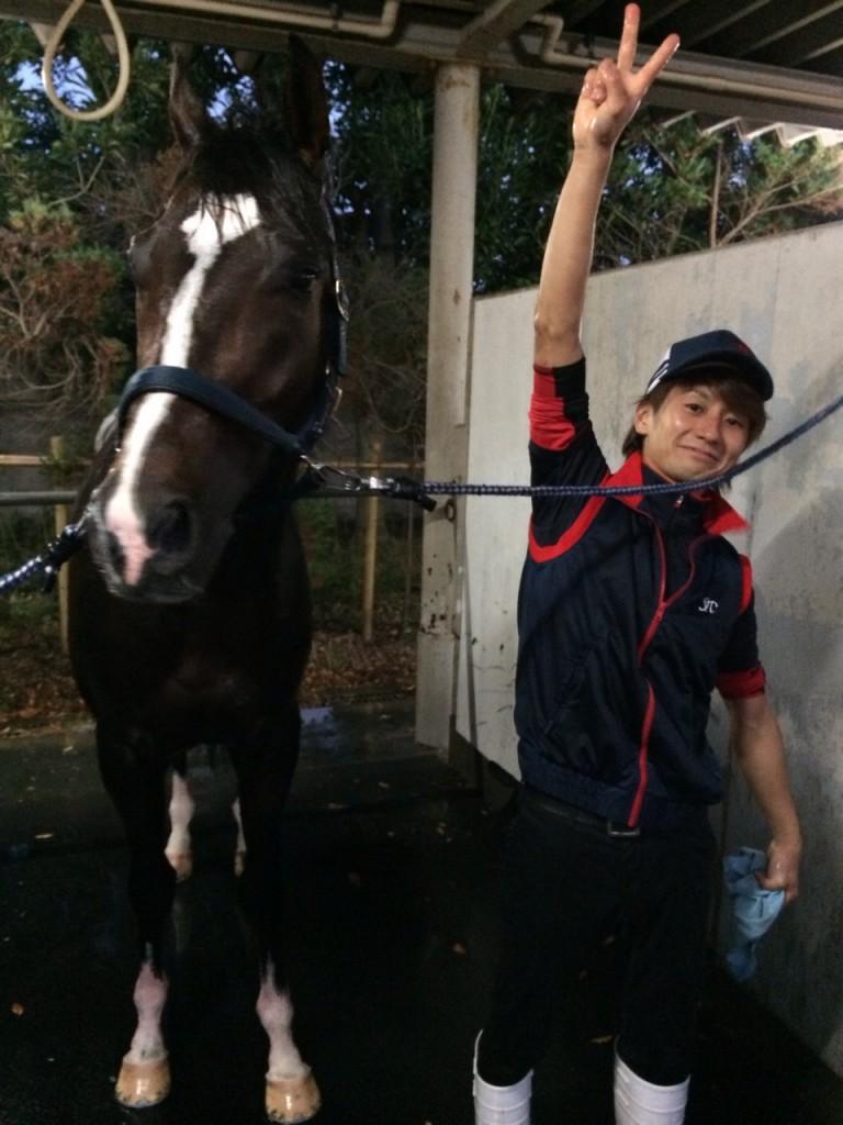東京でもプロシード君勝利~ヽ(^○^)ノ
