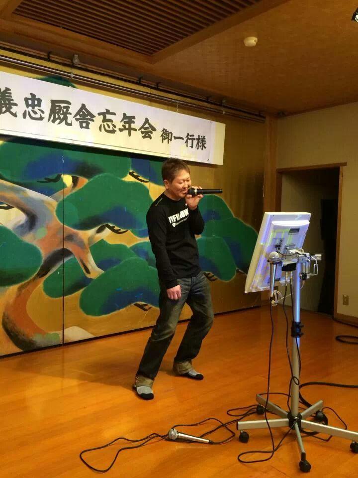 高橋厩舎の歌唱力No.1